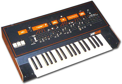 Vintage analog monosynth